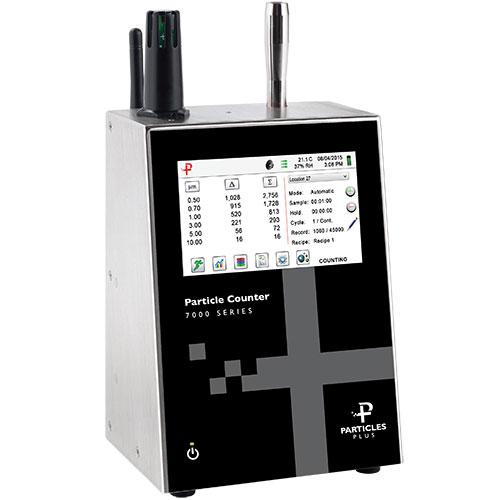 Particles Plus 7501 Remote Particle Counter