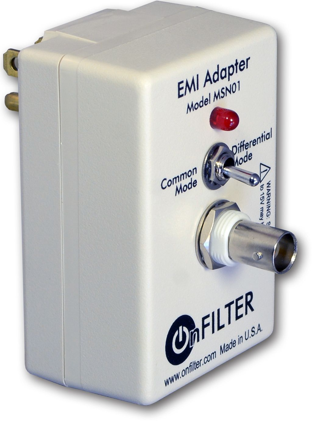 MSN01 EMI Adapter LoRes