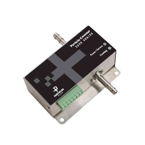 2501 1 4 Remote Particle Counter