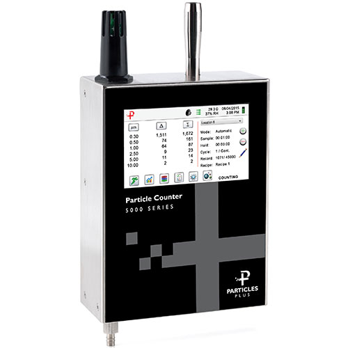 5301 Remote Particle Counter