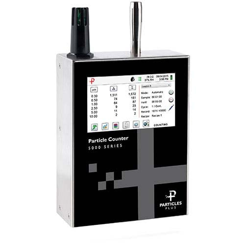 5301P Remote Particle Counter