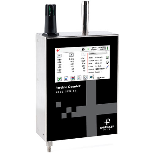 5501 Remote Particle Counter