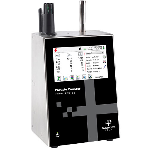 7301 Remote Particle Counter