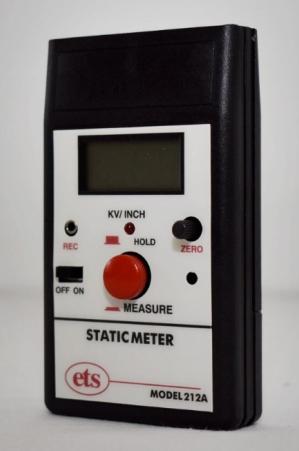 ETS 212 Digital Static Meter Literature Sheet