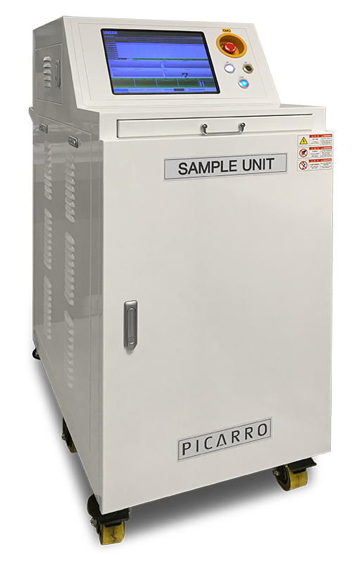 Picarro Portable Process Monitoring System