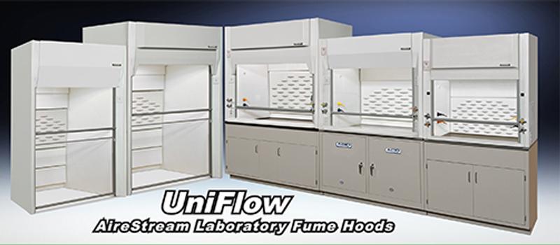 UniFlow Lab Fume Hood Pix – 2x